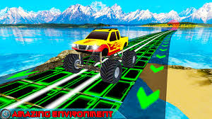 3d monster truck stunt racing top monster truck stunt 3d android apps on google play