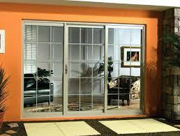 Patio Doors Andersen Andersen Sliding Screen Door A Series Gliding Patio Door Exterior
