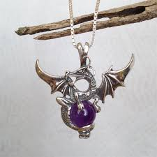 dragon jewelry necklace images Warrior dragon necklace jpg