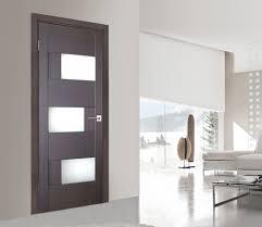 Modern Bedroom Door Designs - door interior design modern posh guest bedroom interior and closet