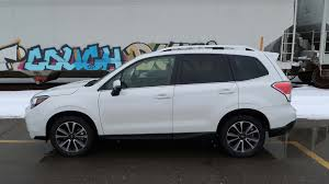 green subaru forester 2016 2017 subaru forester 2 0xt test drive review
