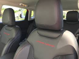 jeep compass trailhawk interior 2017 jeep compass trailhawk review