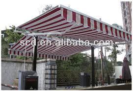 Awning Sun Garden Patio Retractable Awning Sun Shade Rain Shelter Canopy