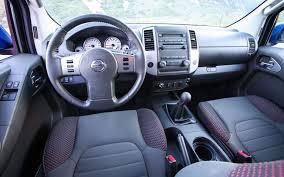 nissan frontier interior 2012 nissan frontier 4x4 pro 4x verdict motor trend