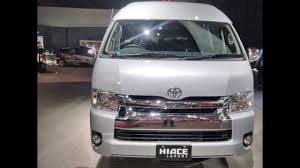 luxury minivan interior 2017 toyota hiace luxury 10 seater mpv interior exterior u0026 price