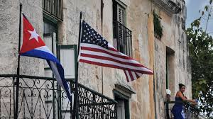 Rules For Flying The American Flag At Night Us Diplomats And Families In Cuba Targeted Nearly 50 Times By