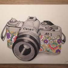 best 25 camera drawing ideas on pinterest camera doodle easy