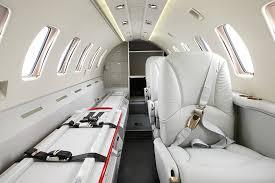 Cessna Citation X Interior Medical Interiors Elliott Aviation