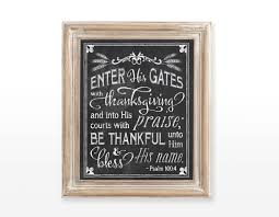 instant thanksgiving chalkboard printable wall