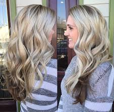 hair styles brown on botton and blond on top pictures of it best 25 blonde hair with brown underneath ideas on pinterest