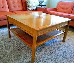 drexel coffee table 8 best coffee tables images on pinterest mid century coffee