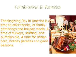 origin of thanksgivingfood of thanksgiving celebration in america