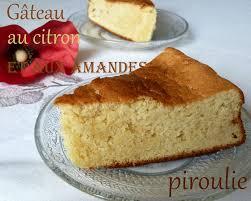 clea cuisine tarte citron gâteau moelleux au citron 2 gâteau de cléa à la crème d amande