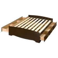 King Size Bed Frame With Storage Drawers Plans Storage Decorations by Kind Of In Love With This Bed Sonoma Captain U0027s Bed With