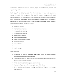 Lvn Resume Sample by Internship On Export Import Procedures At Marks Cargo Private Limited U2026