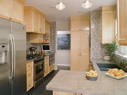 Design For Small Kitchen Cabinets Hidden Spaces In Your Small Kitchen Hgtv