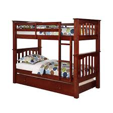 Bunk Bed With Trundle Berkley Size Bunk Bed With Trundle Bj S Wholesale Club