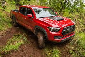 Tacoma Redesign We Drive The 2017 Toyota Tacoma Trd Pro Off Road In Hawaii See