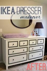 paint ikea dresser diy furniture makeovers
