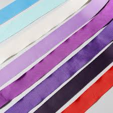 petersham ribbon 25mm scalloped edge rayon petersham ribbons for millinery