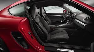 Porsche Cayman Interior The Sporty Eye Catching 2016 Porsche Cayman Coupes