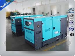 best seller slient diesel generator set with cummins diesel
