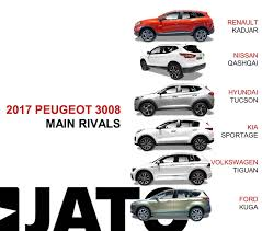 peugeot leasing europe new peugeot 3008 when trends change the product planning jato