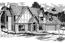 tudor floor plans tudor house plan livingston 30 046 front plans associated designs