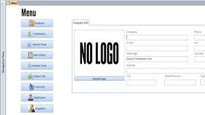 Free Employee Database Template In Excel by Employee Microsoft Access Templates And Access Database
