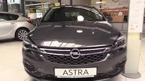 opel astra interior vauxhall opel astra 2016 in depth review interior exterior youtube