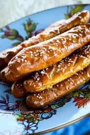 wholesale pretzel rods garlic butter soft pretzel rods soft pretzels