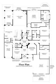 Custom Home Floorplans by 100 Plans Home Accolade 4 Bedroom House Plan Landmark Homes