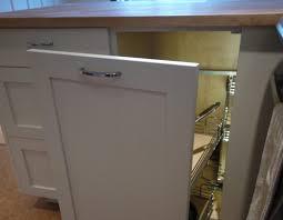 Kitchen Cabinet Door Pulls Impressive Blind Corner Kitchen Cabinet Hardware With Polished