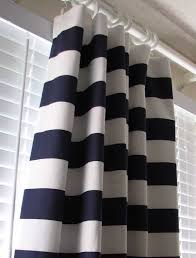black and white chevron curtains jcpenney window curtains navy