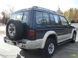 1995 mitsubishi montero information and photos zombiedrive