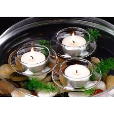 floating tea lights walmart floating tea light holders 1 dozen walmart com