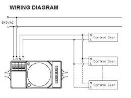 microwave motion sensor sms800 eco smart lighting led down
