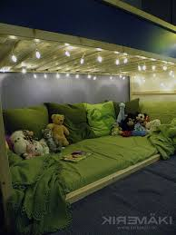 Bunk Bed Lights Bry Has This Bed But Just Use The Space For Storage Might