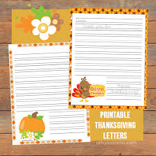 thanksgiving gratitude letters encourage to be thankful
