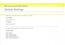how to downgrade firmware on hp laserjet pro mfp m277dw prin