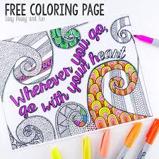 easy peasy coloring page free coloring page for adults easy peasy and fun