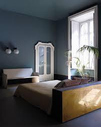 a fine balance light building magazines and blue walls