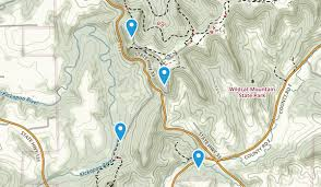 best trails in wildcat mountain state park wisconsin 21 photos