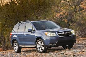 subaru forester touring 2016 2014 subaru forester 2 5i premium manual first test motor trend