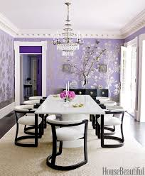 Wallpaper Designs For Dining Room Unique Dining Room Decorating Ideas