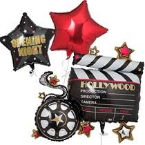 hollywood theme party supplies u0026 ideas stumps