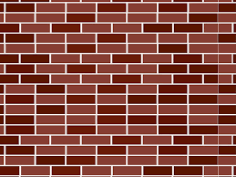 brick wall pattern vector art u0026 graphics freevector com