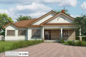 2 Bhk House Plan 2 Bedroom House Plan Id 13402 House Designs By Maramani