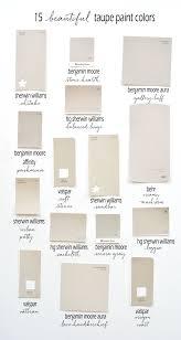 best greige cabinet colors 15 beautiful taupe paint colors centsational style