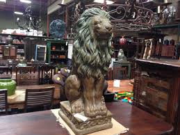 lion statues for sale san diego statues from asia made from or concrete sdr